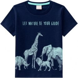 CAMISETA NATURE-MILON