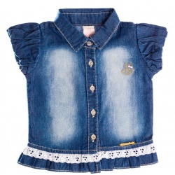 JEANS-CAMISA COLIN BORD.COELHO C/ LESE (A)